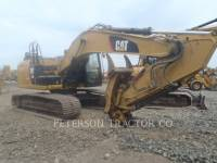 CATERPILLAR TRACK EXCAVATORS 320E equipment  photo 2