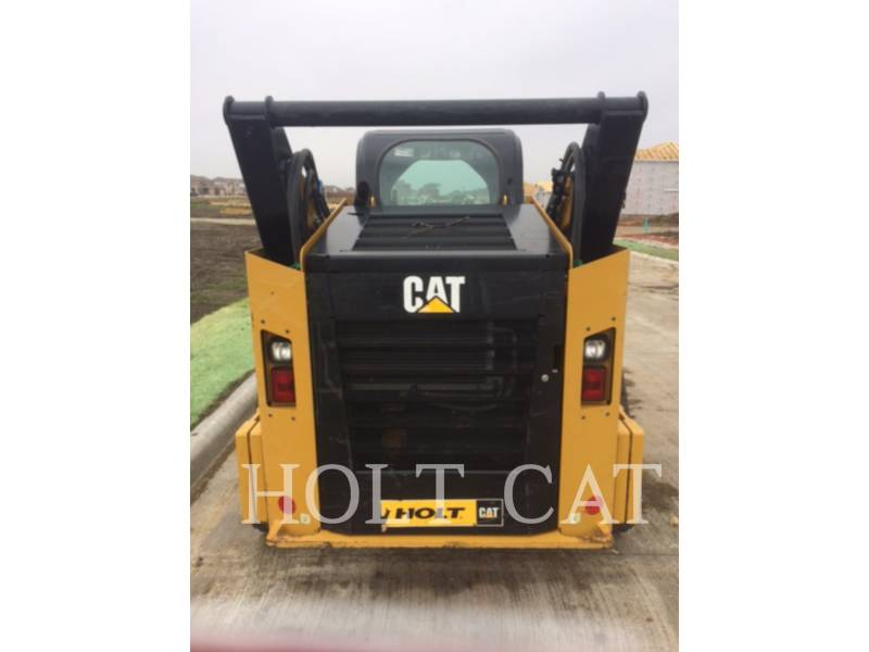 CATERPILLAR CARGADORES MULTITERRENO 299D equipment  photo 6