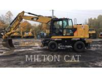 Equipment photo CATERPILLAR M318F PELLES SUR PNEUS 1