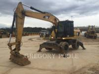 Equipment photo CATERPILLAR M316D WHEEL EXCAVATORS 1