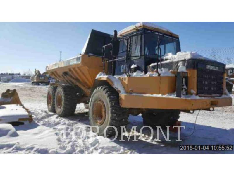 CATERPILLAR TOMBEREAUX DE CHANTIER D300D equipment  photo 1