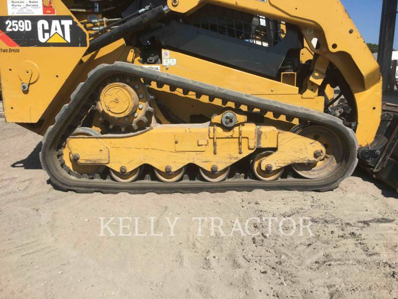 CATERPILLAR MULTI TERRAIN LOADERS 259D equipment  photo 15