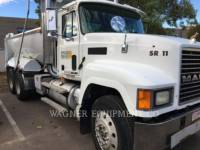 Equipment photo MACK CH613 DUMP TRUCKS 1