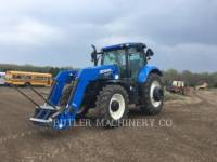 Equipment photo NEW HOLLAND T7.200 LANDWIRTSCHAFTSTRAKTOREN 1