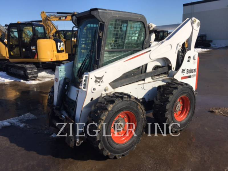 BOBCAT CHARGEURS COMPACTS RIGIDES S850 equipment  photo 1
