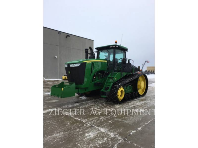 DEERE & CO. TRACTEURS AGRICOLES 9560RT equipment  photo 12