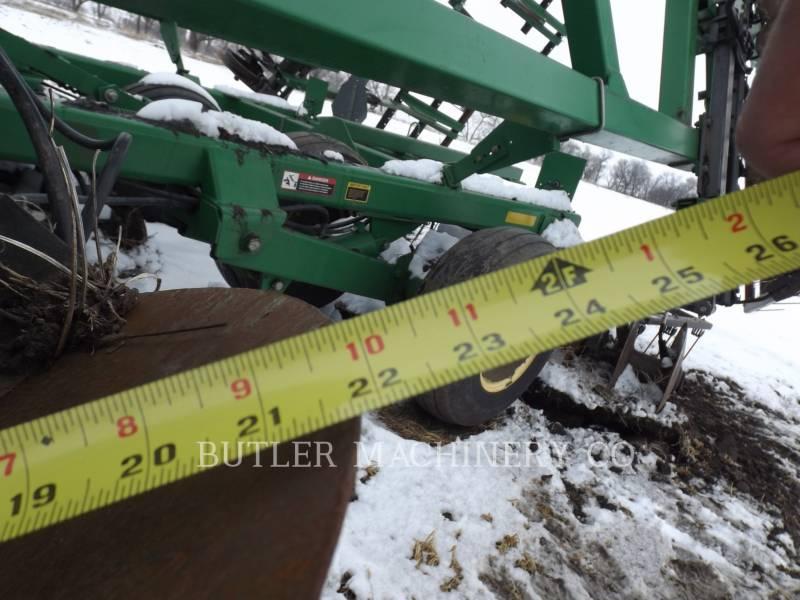 DEERE & CO. AG TILLAGE EQUIPMENT 637 equipment  photo 9