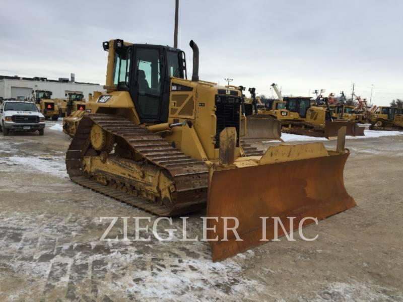 CATERPILLAR TRACTEURS SUR CHAINES D6NLGP equipment  photo 1