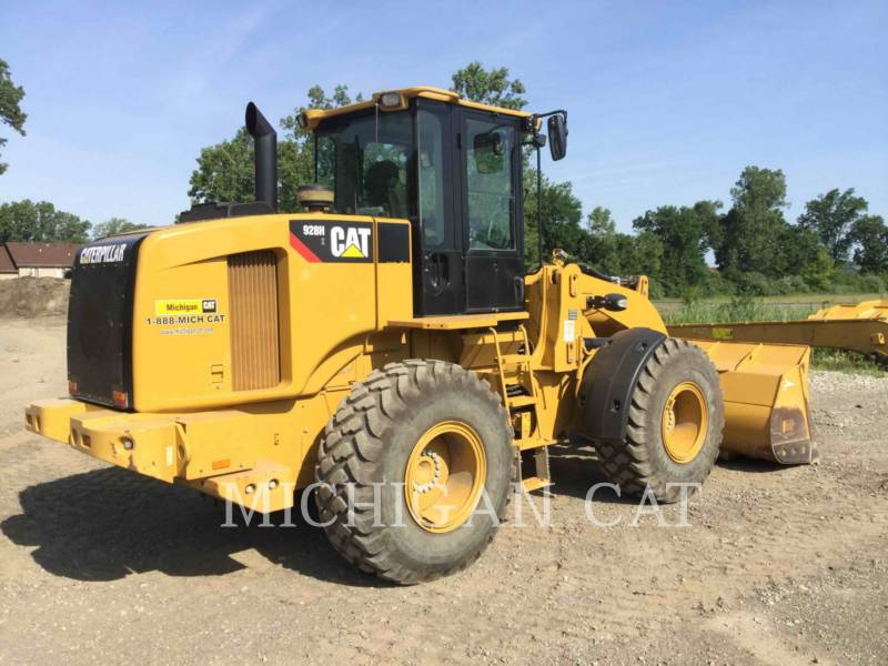 CATERPILLAR RADLADER/INDUSTRIE-RADLADER 928HZ equipment  photo 3