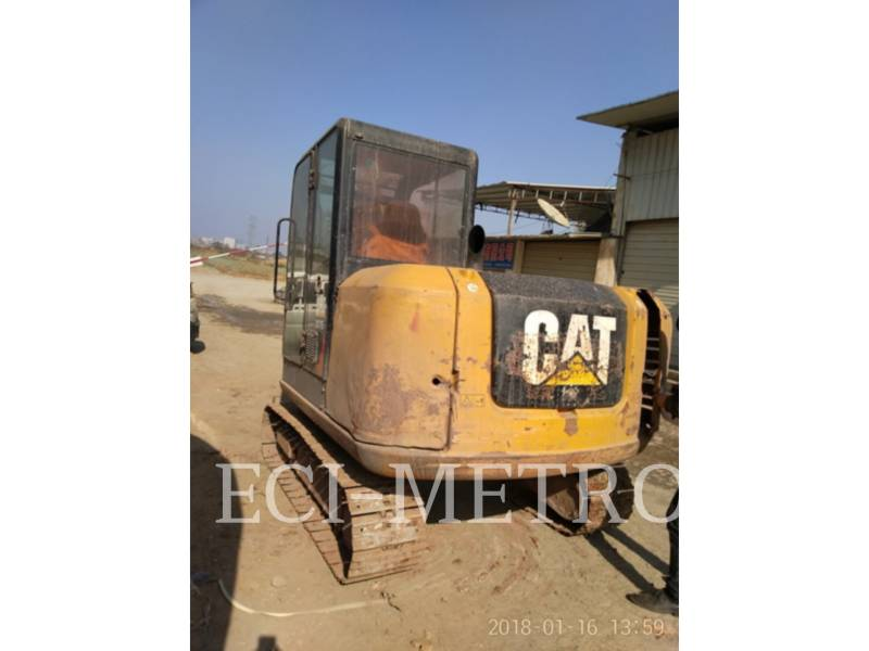 CATERPILLAR ESCAVATORI CINGOLATI 305.5 E CR equipment  photo 3
