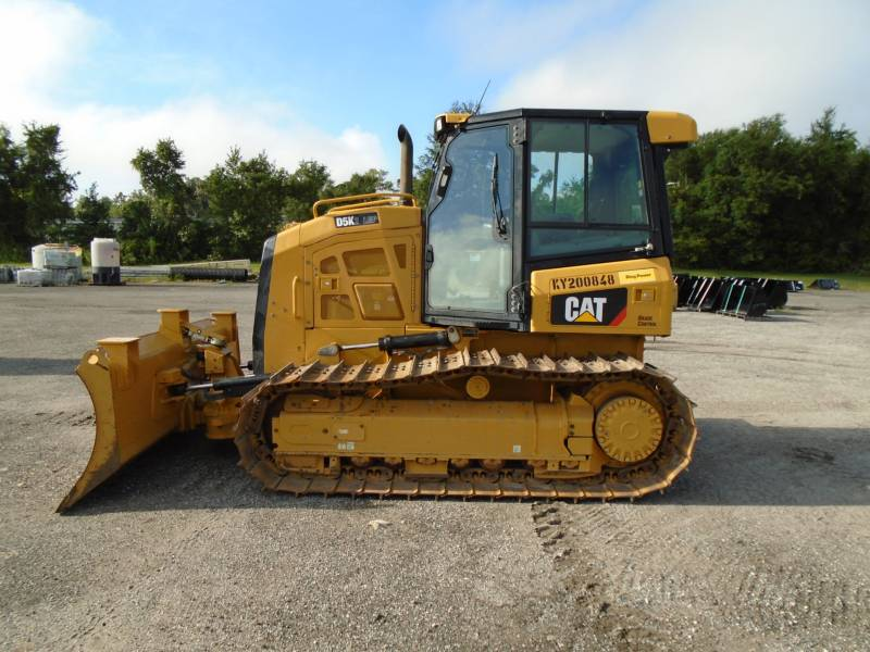 CATERPILLAR TRACK TYPE TRACTORS D5K2LGP equipment  photo 5