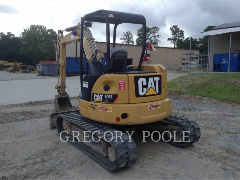 CATERPILLAR トラック油圧ショベル 305E CR equipment  photo 7