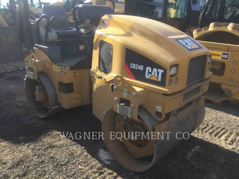 CATERPILLAR COMPACTORS CB24B equipment  photo 2