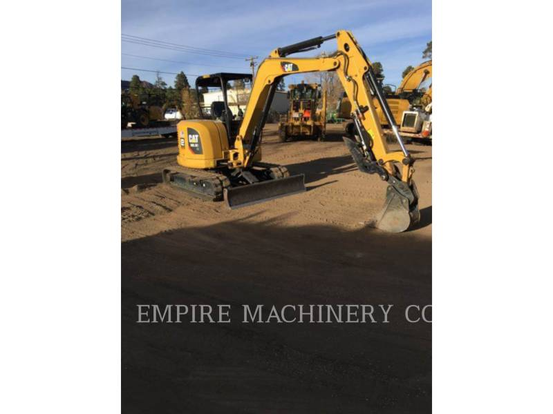 CATERPILLAR TRACK EXCAVATORS 305.5E2 OR equipment  photo 1
