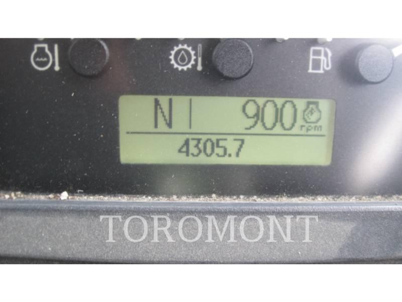 DEERE & CO. BAGGERLADER 310SJ equipment  photo 6