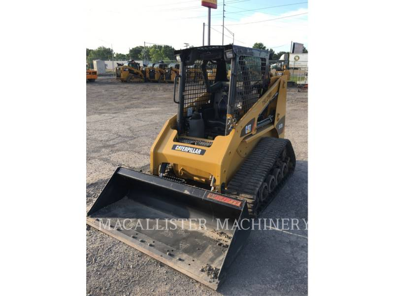 CATERPILLAR PALE CINGOLATE MULTI TERRAIN 247B3 equipment  photo 1