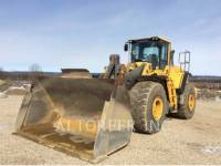 Equipment photo VOLVO CONST. EQUIP. NA, INC. L220G WHEEL LOADERS/INTEGRATED TOOLCARRIERS 1