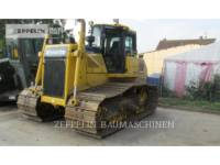 KOMATSU LTD. TRACK TYPE TRACTORS D65PX-17 equipment  photo 1