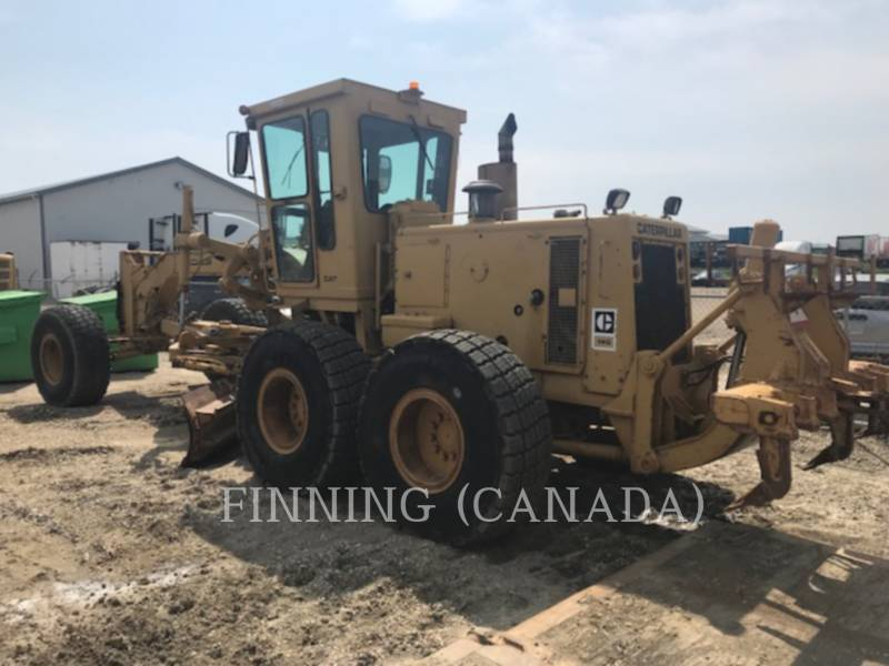 CATERPILLAR MOTOR GRADERS 14G equipment  photo 3