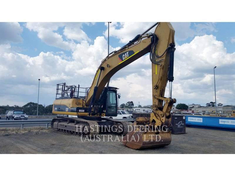 CATERPILLAR TRACK EXCAVATORS 336DL HS equipment  photo 1