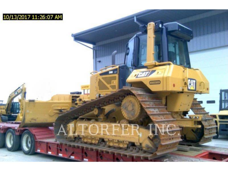 CATERPILLAR ブルドーザ D6NLGP equipment  photo 2