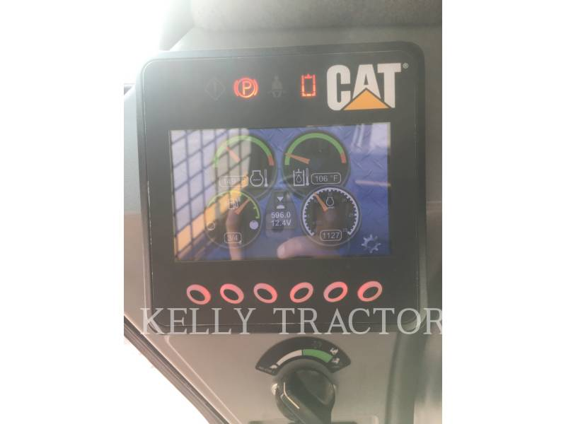 CATERPILLAR MINICARGADORAS 262 D equipment  photo 18