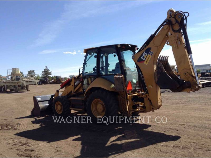 CATERPILLAR RETROESCAVADEIRAS 420F IT4WE equipment  photo 3