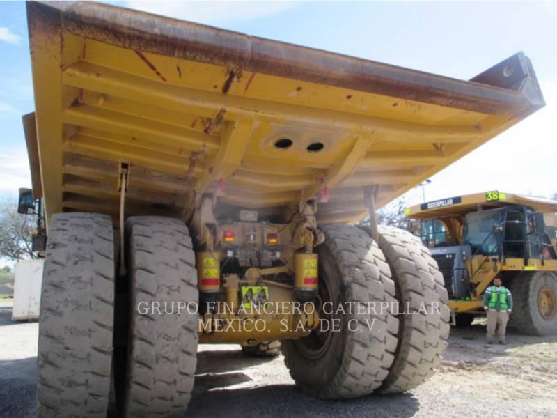CATERPILLAR CAMINHÕES FORA DA ESTRADA 777GLRC equipment  photo 8