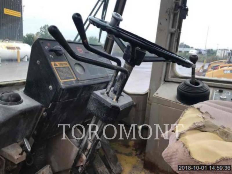 DEERE & CO. PALE GOMMATE/PALE GOMMATE MULTIUSO 544E equipment  photo 5