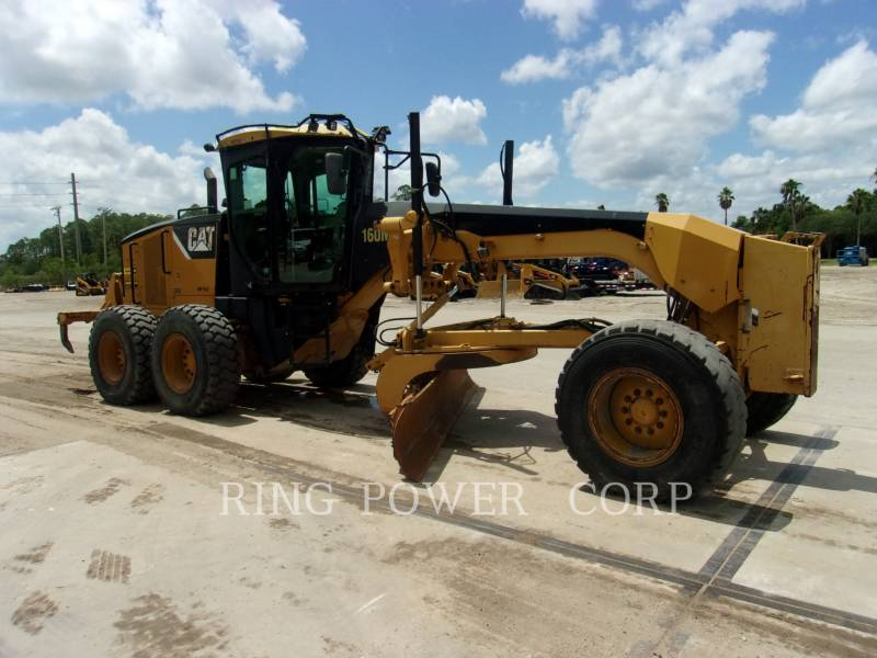 CATERPILLAR MOTONIVELADORAS 160M VHP equipment  photo 2