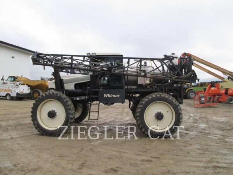 WILMAR PULVERIZADOR 8100 equipment  photo 8