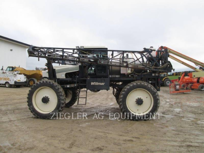 WILMAR ROZPYLACZ 8100 equipment  photo 8