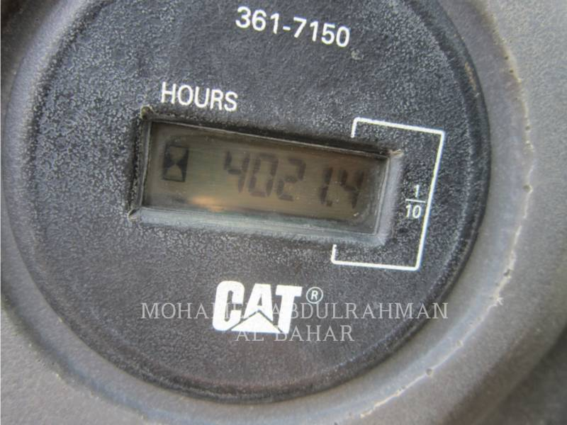 CATERPILLAR COMPACTEUR VIBRANT, MONOCYLINDRE LISSE CS 533 E equipment  photo 11