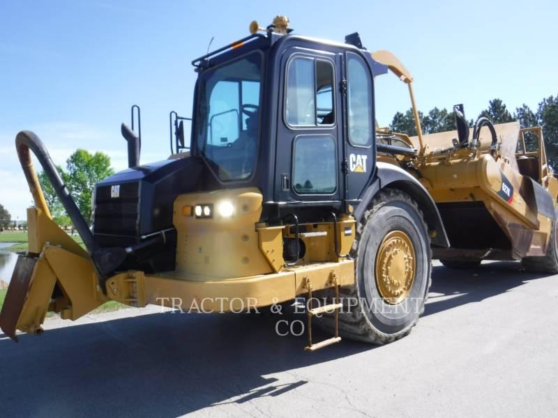 CATERPILLAR WHEEL TRACTOR SCRAPERS 627K equipment  photo 1