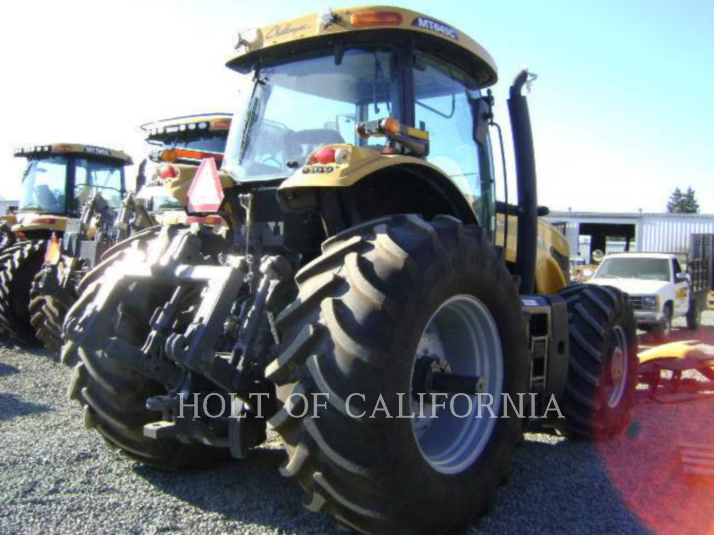 Detail photo of 2009 Challenger MT645C   GR10519 from Construction Equipment Guide