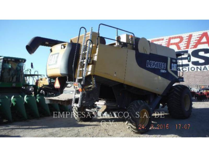 LEXION COMBINE COMBINADOS 560R equipment  photo 6