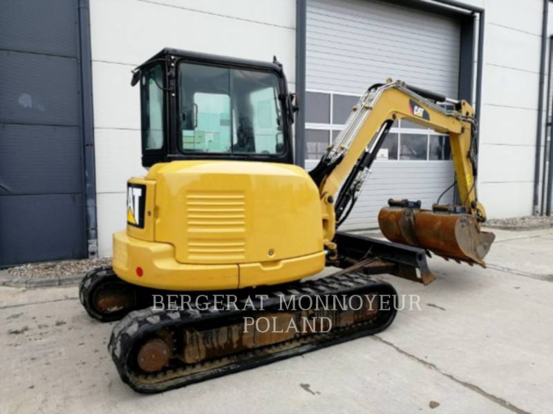 CATERPILLAR KETTEN-HYDRAULIKBAGGER 305ECR equipment  photo 13
