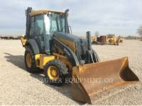 DEERE & CO. バックホーローダ 310SK 4WD equipment  photo 3