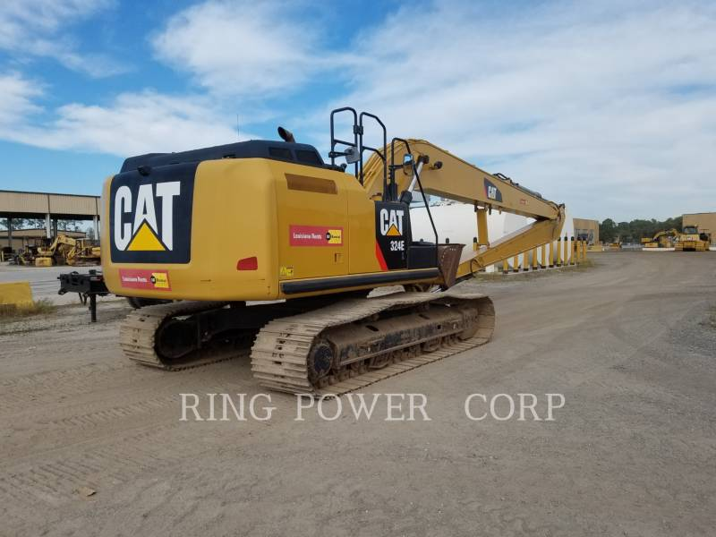 CATERPILLAR PELLES SUR CHAINES 324ELLONG equipment  photo 1
