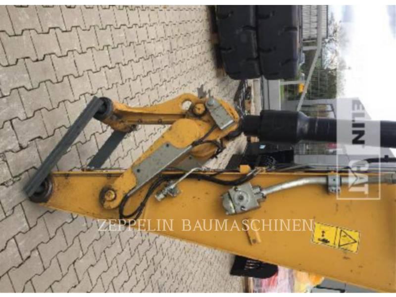 CATERPILLAR ホイール油圧ショベル M314F equipment  photo 7