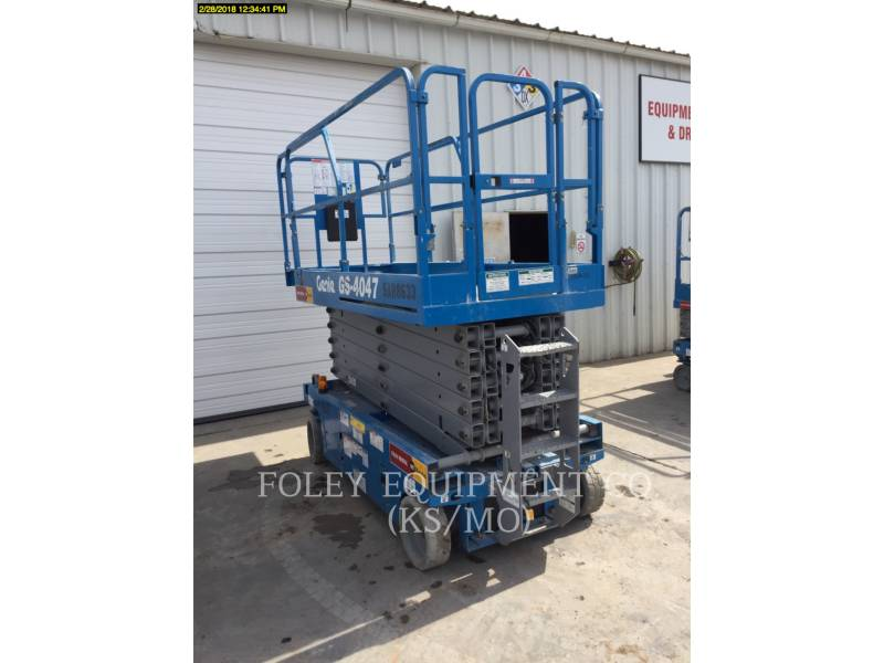 GENIE INDUSTRIES LIFT - SCISSOR GS4047 equipment  photo 2
