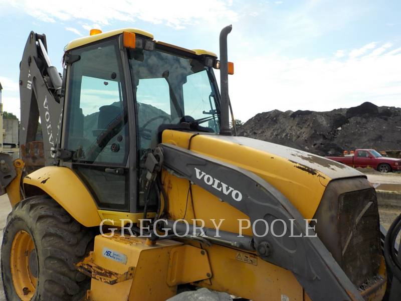 VOLVO BACKHOE LOADERS BL70 equipment  photo 4