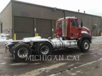 CATERPILLAR ON HIGHWAY TRUCKS CT660 T15M18 equipment  photo 3