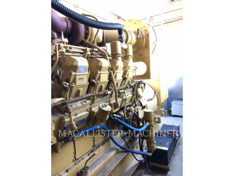 CATERPILLAR STATIONARY GENERATOR SETS 3508 equipment  photo 9