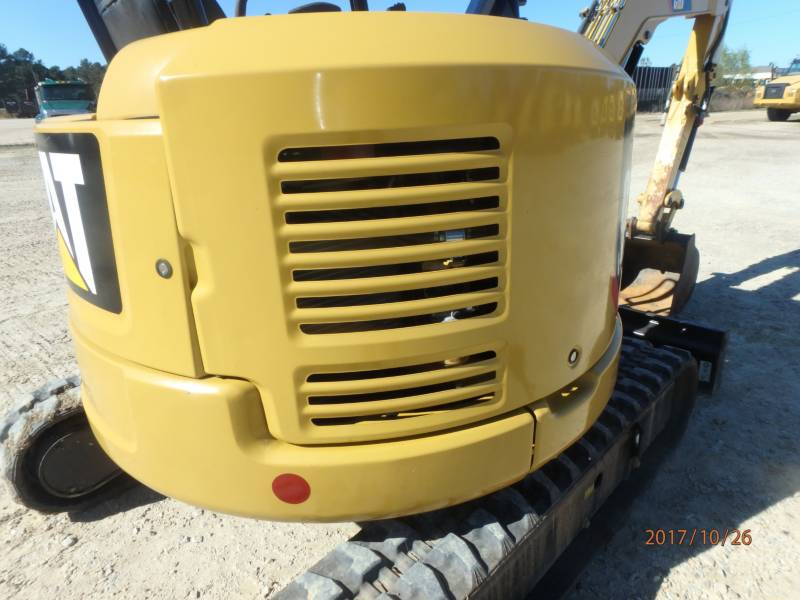 CATERPILLAR トラック油圧ショベル 303.5E2CR equipment  photo 21