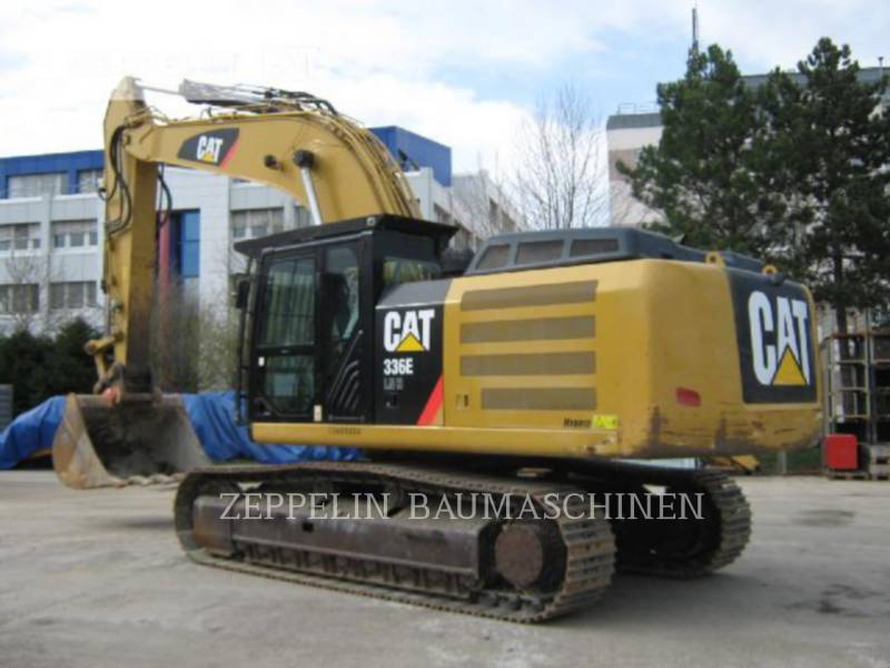 CATERPILLAR KETTEN-HYDRAULIKBAGGER 336ELNH equipment  photo 3