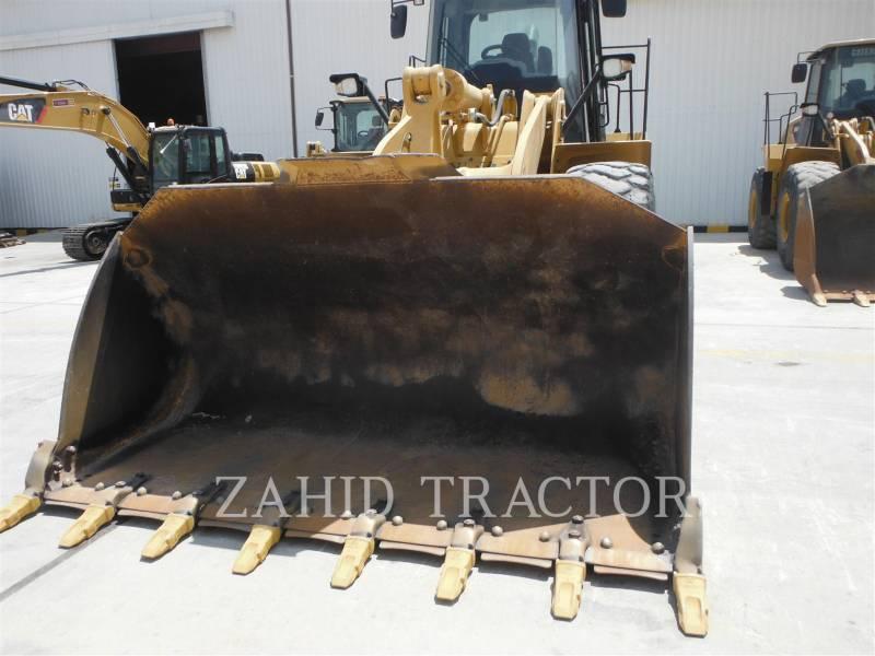 CATERPILLAR 采矿用轮式装载机 966H equipment  photo 4