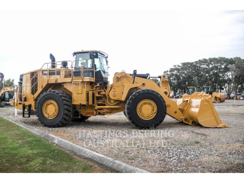 CATERPILLAR CARGADORES DE RUEDAS 988K equipment  photo 5