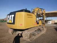 CATERPILLAR トラック油圧ショベル 329FL equipment  photo 2