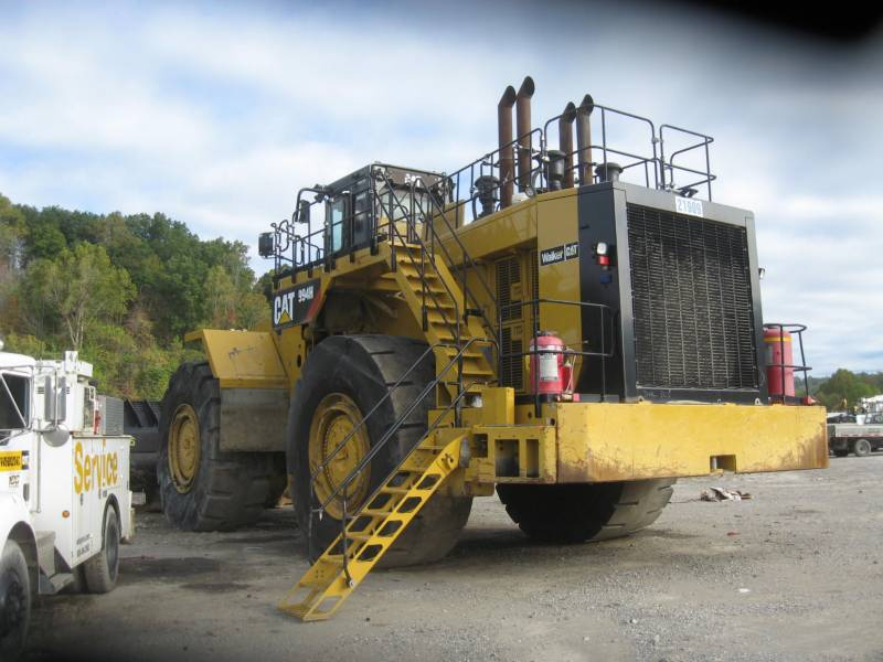 CATERPILLAR BERGBAU-RADLADER 994H equipment  photo 5